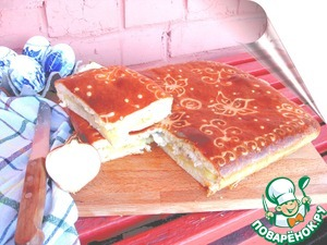 Рецепт: Пирог с сомом
