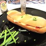 Сэндвич в итальянском стиле