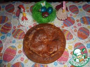 Рецепт Пирог с мойвой
