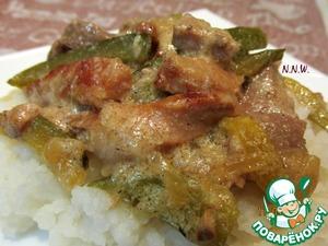 Рецепт Мясо по-самарски