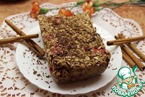 Утренний овсяный пирог простой рецепт приготовления с фотографиями