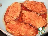 Свинина quot;Необыкновеннаяquot; с ягодным соусом ингредиенты