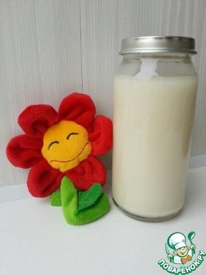 Рецепт Овсяное молоко
