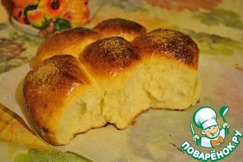 рецепт вкусных пышных булочек в духовке