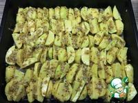 Картофель, запеченный в горчице ингредиенты