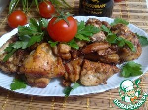 Рецепт Курица по-императорски
