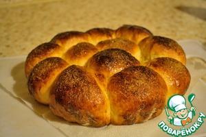 Рецепт Необычайно вкусные булочки