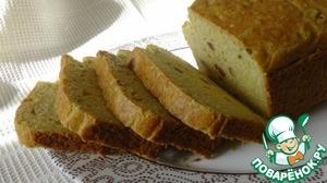 Рецепт Кукурузный хлеб с беконом и чили