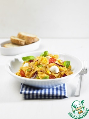 рецепт супа с сыром моцарелла