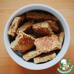 Овсяное печенье простой рецепт с фото