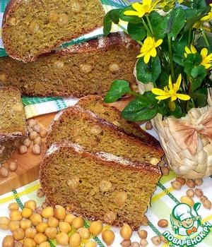 Рецепт Серый хлеб с нутом