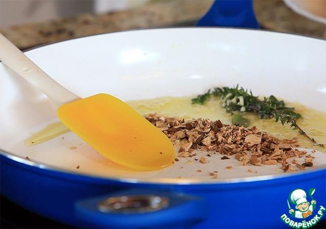 Сливочный соус для пасты рецепт с пошагово в