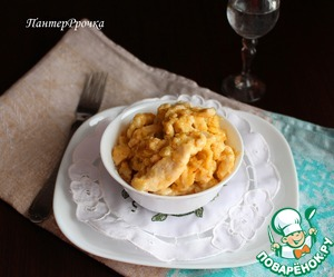 Как готовить Курочка, тушеная в остром ореховом соусе вкусный пошаговый рецепт приготовления с фото