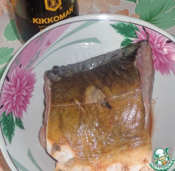 Рецепт с пошаговым карп в фольге