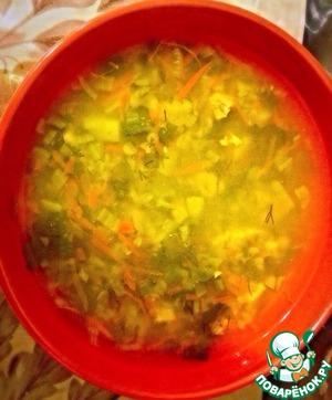 Как готовить Суп с чечевицей рецепт приготовления с фото
