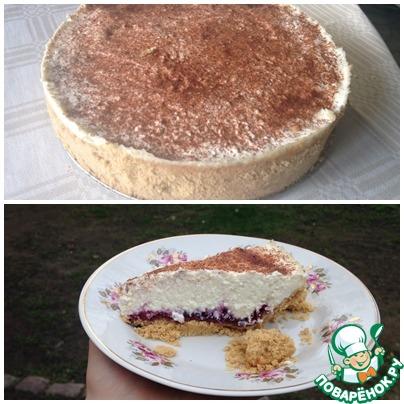 Рецепт творожного торта нежность