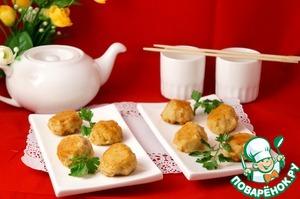 Рецепт Закусочные пряные шарики