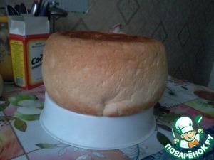Рецепт Хлеб на ряженке в мультиварке