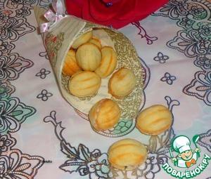 """Рецепт Закуска """"Золушкины орешки"""""""