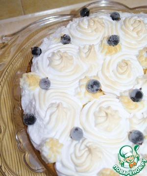 Рецепт Венский творожный пирог