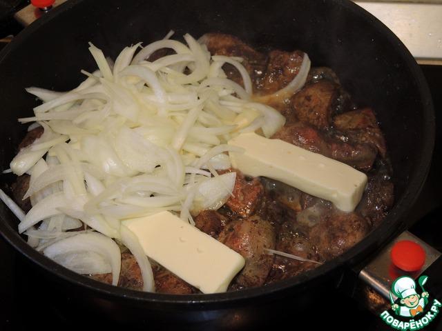Куриный паштет рецепт фото пошагово