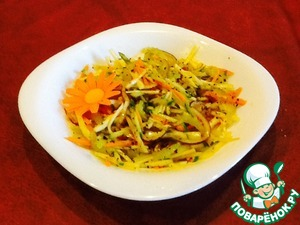 Рецепт Салатик витаминный