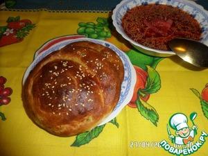 """Рецепт """"Завитушки"""" из чечевицы"""