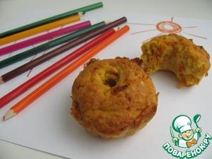 Рецепт Морковные кексики