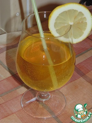 Рецепт Лимонад с розмарином