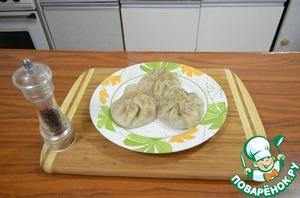 Рецепт Хинкали грузинские