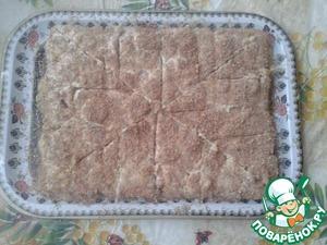 Рецепт Торт из печенья и бананов