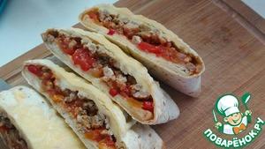 Рецепт Воскресные бурритос