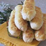 Мини-багеты с сыром