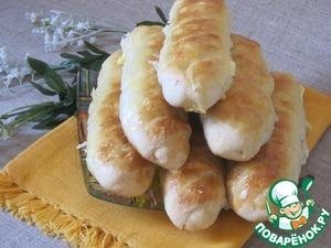 Рецепт Мини-багеты с сыром