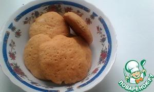 Рецепт Печенье на томатном соке