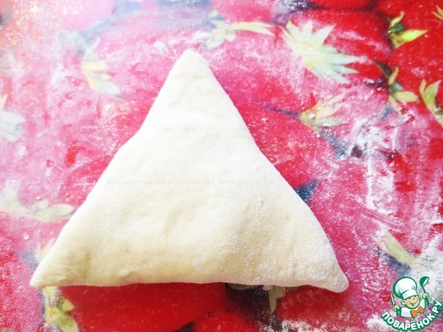 пирожки с джемом в духовке рецепты