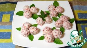 Рецепт Сырно-крабовые шарики