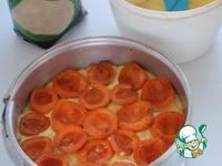 Тщательно взвешенный пирог ингредиенты