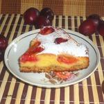 Пирог Сливовое наслаждение