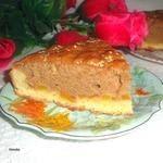 """Нектариновый пирог """"Очарование"""""""