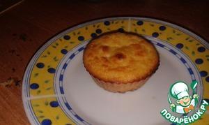 Рецепт Воздушные сырники-кексы в духовке