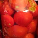 """Маринованные помидоры """"Вкуснее вкусного"""""""