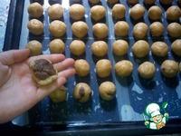 Шоколадно-медовое печенье ингредиенты