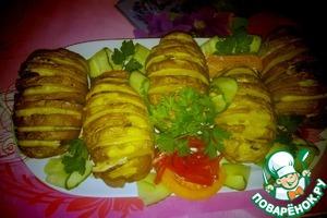 Рецепт Запечённая картошка