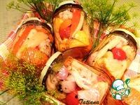 Ассорти из овощей в пряном маринаде ингредиенты