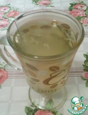 Рецепт Лимонный морс