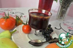 Рецепт Соус из ежевики к мясу