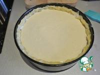 Песочный пирог с творогом ингредиенты