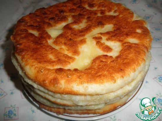 Простой пирог с творогом рецепт с фото
