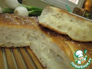 Рецепт Фокачча на картофельном тесте